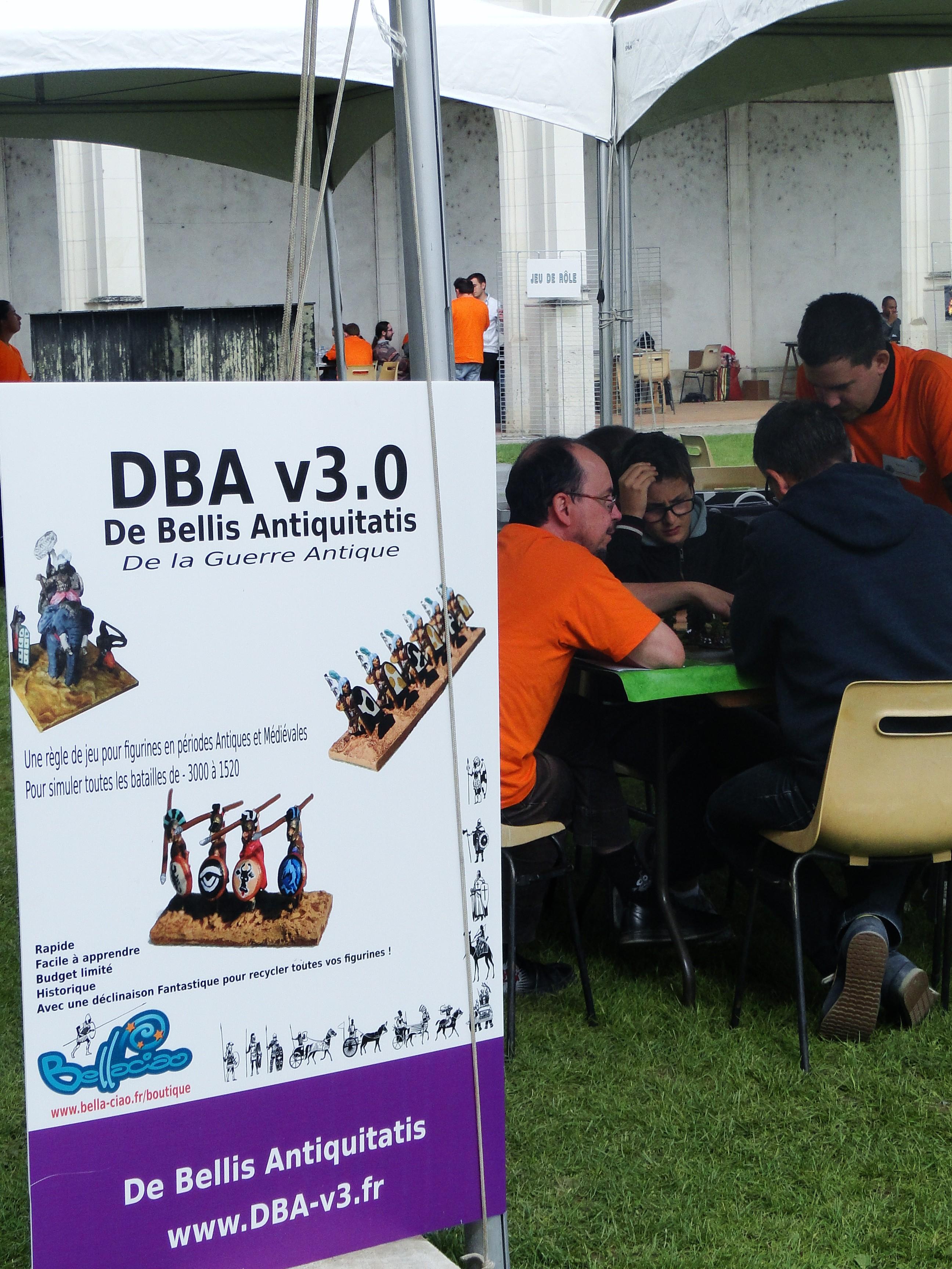 DBA était à Orléans Joue !