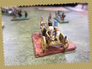 Pharaon parti défendre seul son village. Ca va être compliqué...