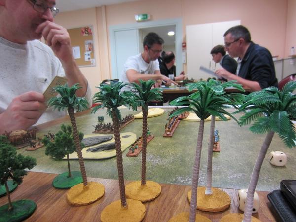 Orléans Wargames, tournois interne le 6 novembre 2015