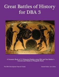 Les Grandes Batailles de l'Histoire pour DBA 3.0