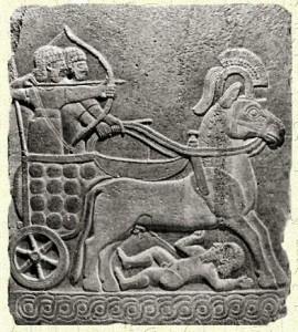 Bas-relief de Karkemish