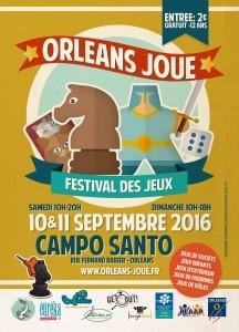 Orléans Joue 2016