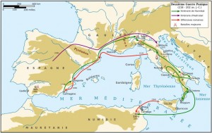 Carte issue de la page wikipédia