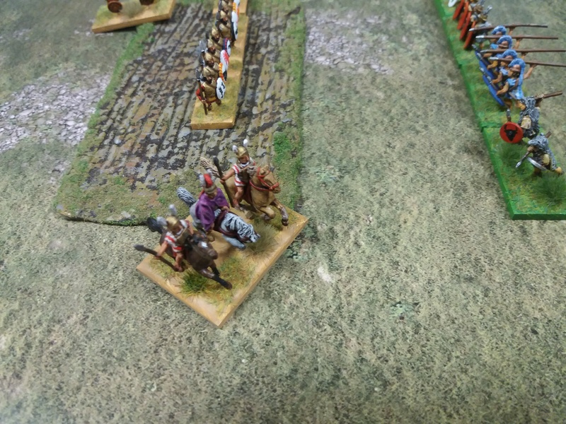 Punica – scénario 6 : Cornus – 215 av. JC