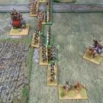 L'heure de compter les pâquerettes ... par la racine... semble approcher pour les Romains !