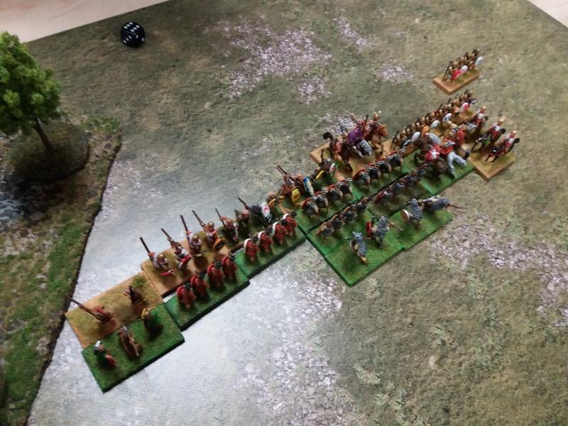 Punica – scénario 8 : Herdonia – 212 av. JC