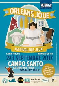 Orléans Joue 2017
