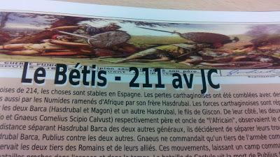 PUNICA - scénario 9 : Le Bétis - 211 av. JC