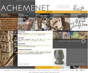 Les Achéménides en ligne !