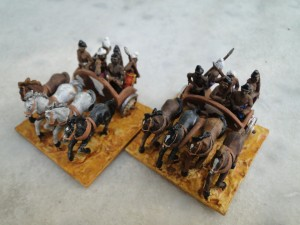 Indiens Mauryas ou la II-3a Classical Indian Army....