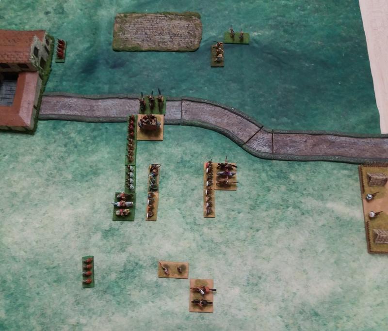 Punica - scénario 5 : Nola - 215 av. JC