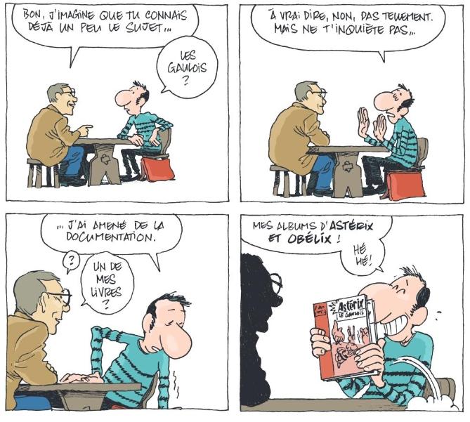 Histoire dessinée de la France : La balade nationale